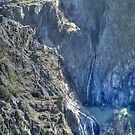 Barron Falls, Kuranda, North Queensland by Adrian Paul