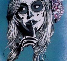 shhhh Sticker