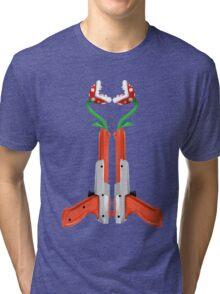 Guns and roses Tri-blend T-Shirt