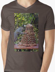Extermi-Nut! Mens V-Neck T-Shirt