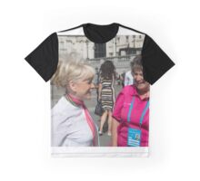 Dame Barbara Windsor DBE joins Mayor's Team London Ambassadors to show London is open to all Graphic T-Shirt