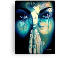 The dreams in which I'm dyin' Canvas Print