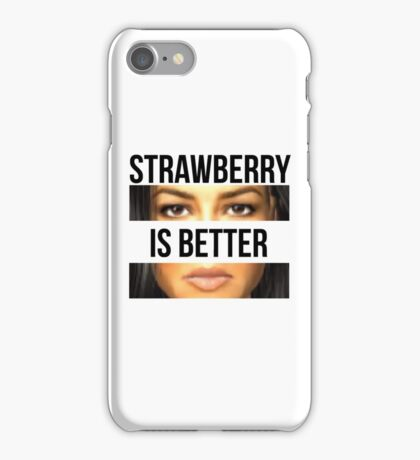 Soda Drama, The Kardashians Spoof iPhone Case/Skin