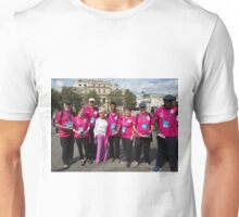 Dame Barbara Windsor DBE joins Mayor's Team London Ambassadors to show London is open to all Unisex T-Shirt