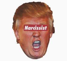 Trump Narcissist One Piece - Long Sleeve