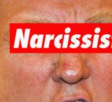 Trump Narcissist Sticker