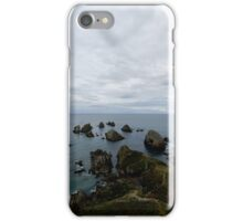 Nugget Point, New Zealand iPhone Case/Skin