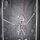 Industrialized Skeleton by Georgia Alderson