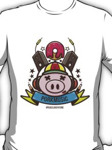 Porkmusic Vector T-Shirt