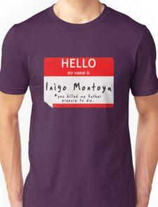 Introduction to Inigo Unisex T-Shirt