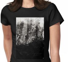 Still Water 02 Womens Fitted T-Shirt