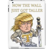 Trump Wall iPad Case/Skin