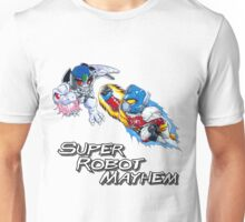 Japanese Beast Wars Optimus Prime vs Megatron Unisex T-Shirt