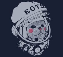 Spaceman cat Kids Clothes