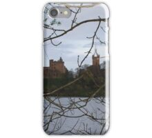 Linlithgow palace and loch iPhone Case/Skin