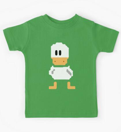 Cute simple Duck Kids Tee