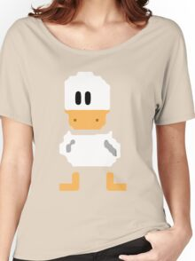 Cute simple Duck Women's Relaxed Fit T-Shirt