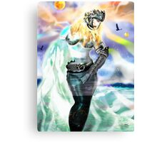 Universia of Galacticus [Digital Fantasy Figure Illustration] Canvas Print