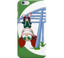 Monkey Bars of Hangyness iPhone Case/Skin