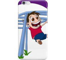 Monkey Bars of Swingyness iPhone Case/Skin