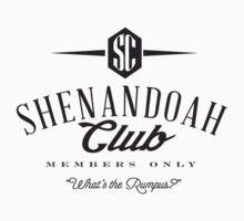 Shenandoah Club One Piece - Short Sleeve