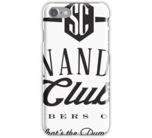 Shenandoah Club iPhone Case/Skin