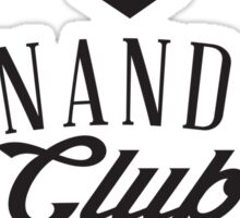 Shenandoah Club Sticker