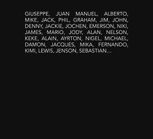 The List of Champions Unisex T-Shirt
