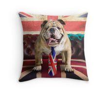 Winston  Throw Pillow