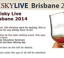 Whisky Tasting in Brisbane by jarryren
