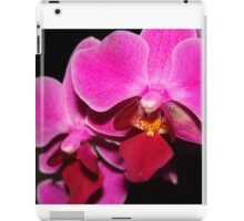 Hot pink Orchid iPad Case/Skin