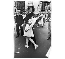 VJ Day Times Square Kiss Poster