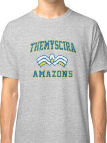 Wonder Woman - American Football Style Classic T-Shirt