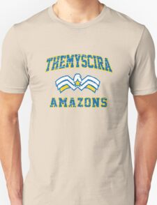 Wonder Woman - American Football Style Unisex T-Shirt