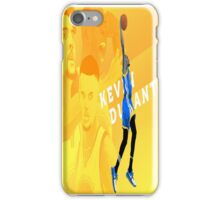 Kevin Durant - Golden State Warriors iPhone Case/Skin