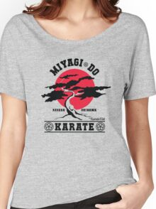 Karate Kid - Mr Miyagi Do Red Variant Women's Relaxed Fit T-Shirt