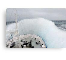 Wild Seas - Furious Fifties Metal Print
