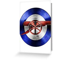 Arsenal FC - Avengers Style Greeting Card
