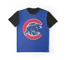 chicago cubs logo 1_@@ Graphic T-Shirt