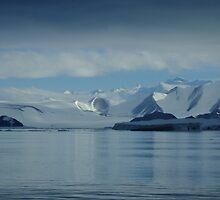 Cape Hallett, Antarctica by Karen Stackpole