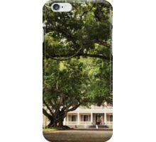 The Château de Labourdonnais, Mauritius iPhone Case/Skin
