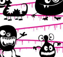 Monster Sticker