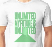 """""""My Future Is Unlimited"""" - Wicked Unisex T-Shirt"""