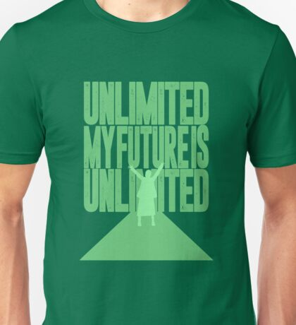 My Future Is Unlimited | Wicked Unisex T-Shirt
