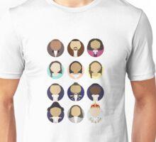 Hamilton Busts Unisex T-Shirt