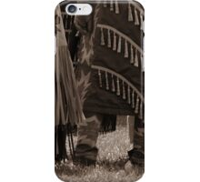 Waiting for the dance iPhone Case/Skin