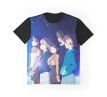 Nagi no Asukara Graphic T-Shirt