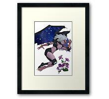 Yu-Gi-Oh! - Yubel Framed Print