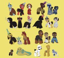 Star Wars Ponies Kids Clothes