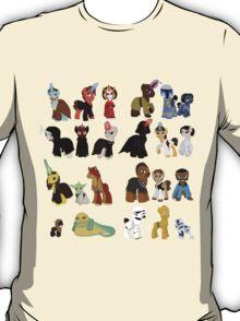 Star Wars Ponies T-Shirt